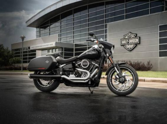 Donald Trump Slammed Harley-Davidson Decision To Move Production Of Motorcycles Overseas Over Taxes