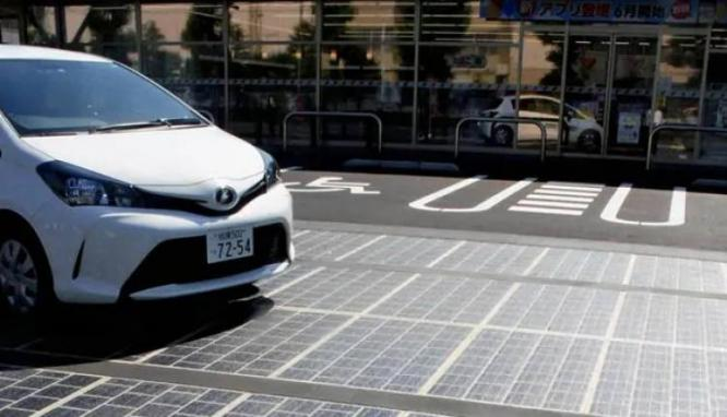 Tokyo Take The Initiative In Introducing The New Technologies Of Solar Roads