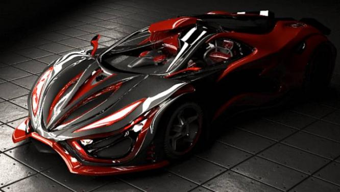 Inferno hypercar from Mexico packs 1,400 hp and 670 Nm