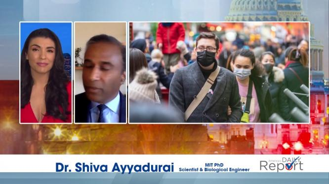 Dr. SHIVA Ayyadurai, MIT PhD Crushes Dr. Fauci Exposes Birx, Clintons, Bill Gates, And The W.H.O