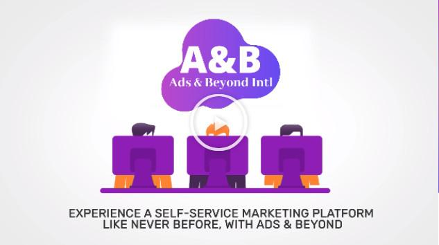 Ads & Beyond looks like a scamming company