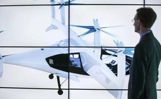 Flying Cars - Who Will Take Their Vehicles To The Sky First - Rolls-Royce, Google Or Uber