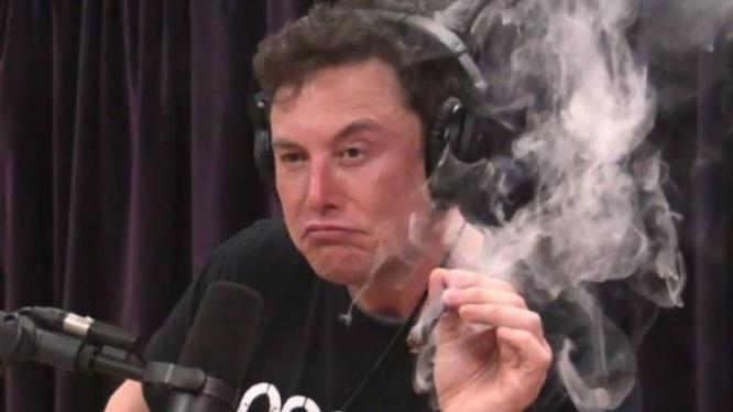 Tycoon Elon Musk Smoked Weed And Sipped Whiskey While Discussing Artificial Intelligence On Podcast