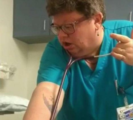 Doctor Suspended From A Hospital In Northern California - Caught Mocking Patient On Video