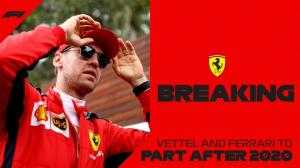 Where is Sebastian Vettel Going